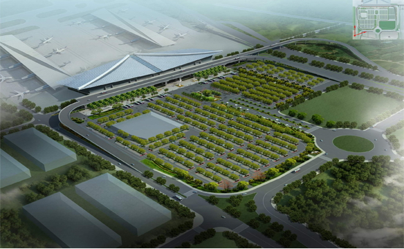 绿地设计平面图和立面